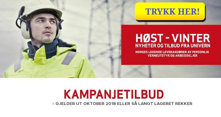 Univern-kampanje i oktober